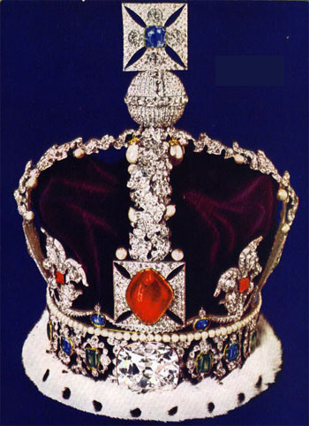 ruby crown