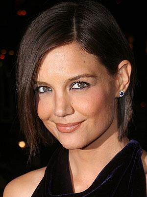 Katie Holmes Sapphire Earrings