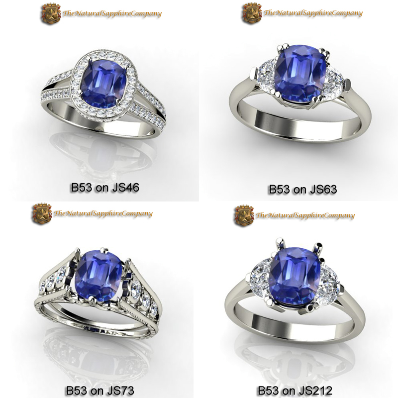 beautiful guide how of earrings tell to sapphire is jewelry blue real if a tanzanite pair