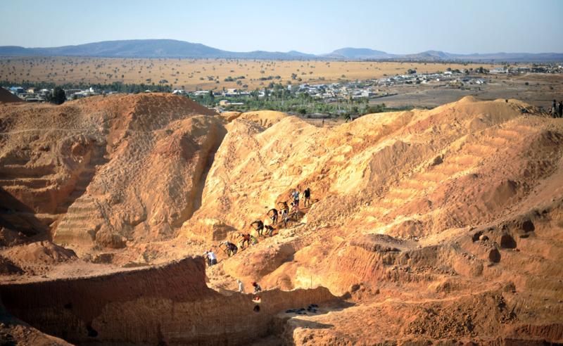 madgascar sapphire mines