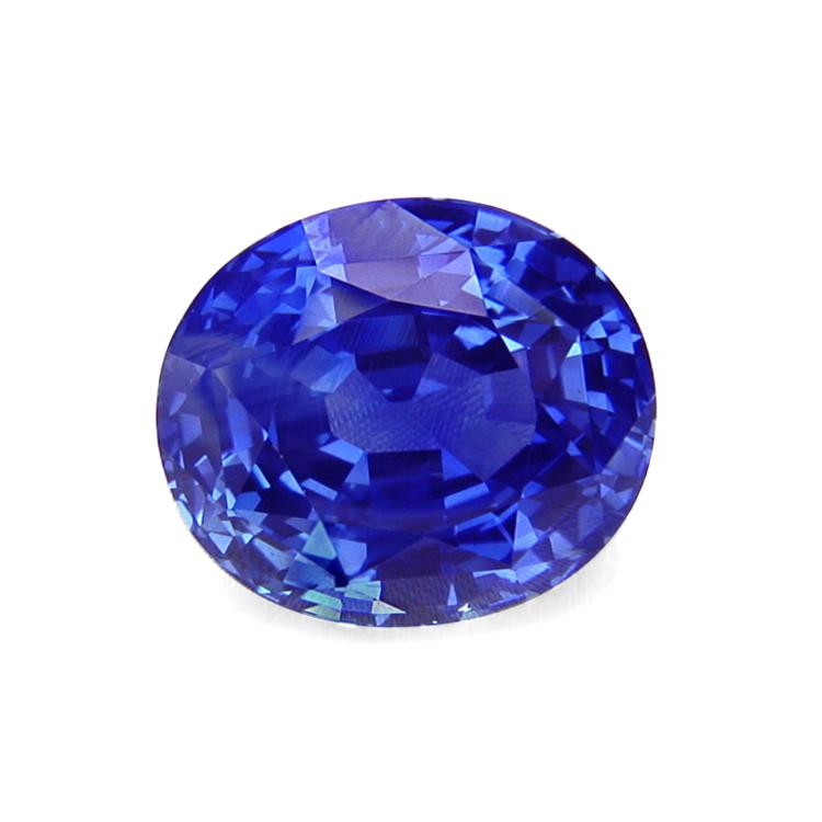 Natural Untreated Blue Sapphire