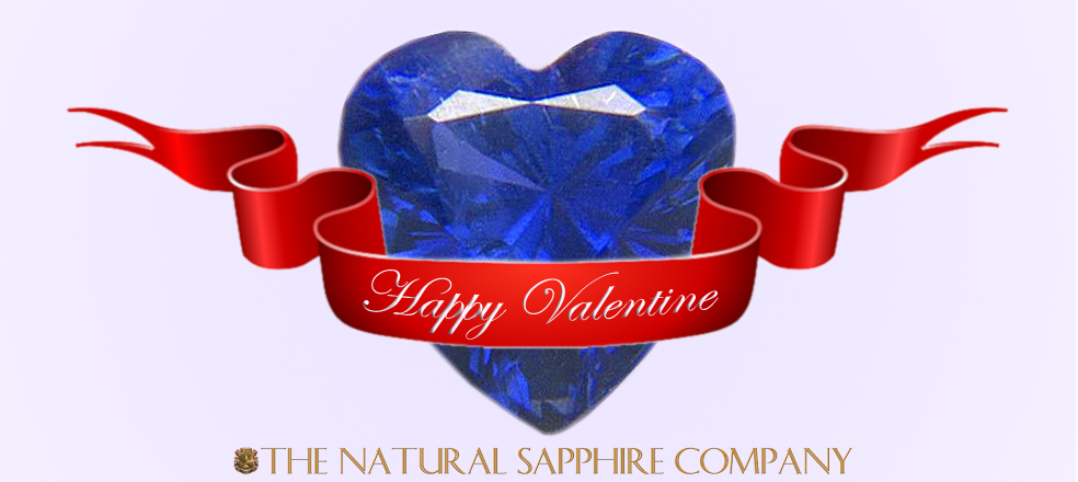 Beautiful Natural Untreated Blue Heart Shape Sapphire for that Special Someone
