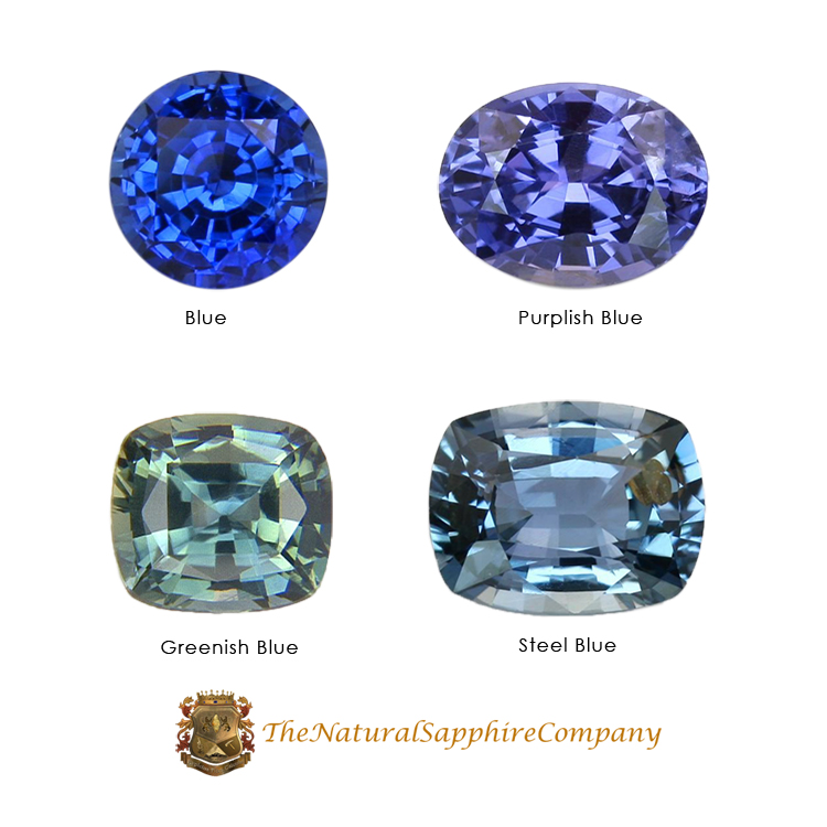 blue heated round gia sapphire with report color natural carats shape