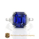 Natural-Untreated-Blue-Sapphire-Three-Stone-Ring-with-Diamonds2