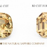 Natural-Untreated-Orange-Sapphire-Recut-to-Asscher-Cut