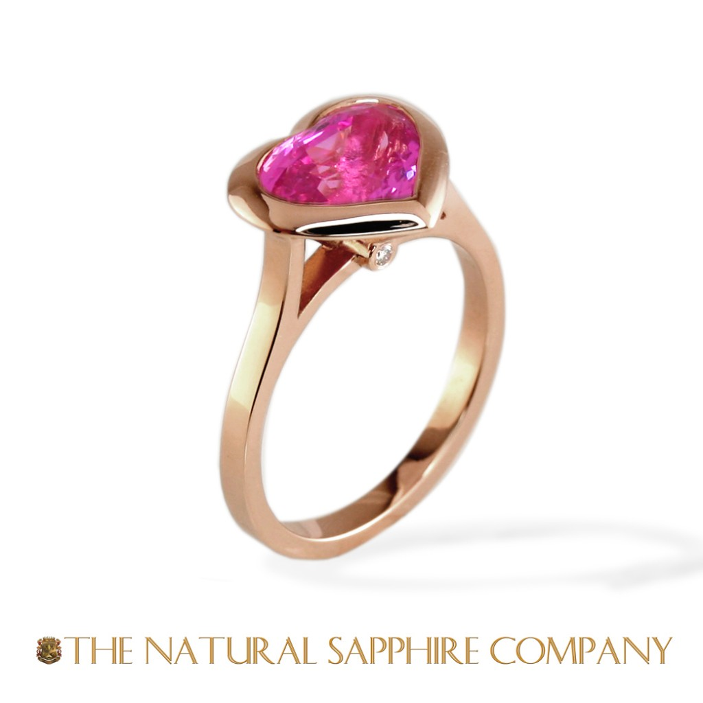 pink elegant stone with product ring rings shape img opal center fire heart wedding that