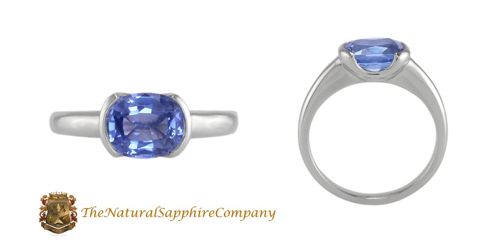 Custom Sapphire Ring