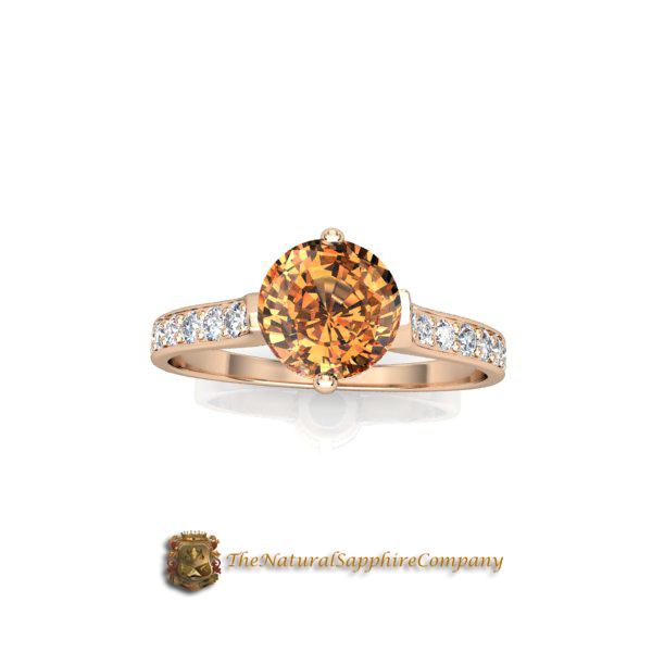 Custom Unique Sapphire Ring