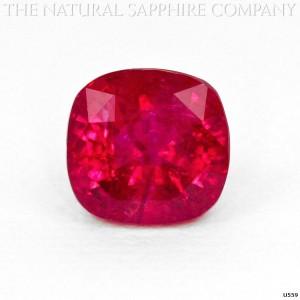 2.45 Carat Burmese Ruby
