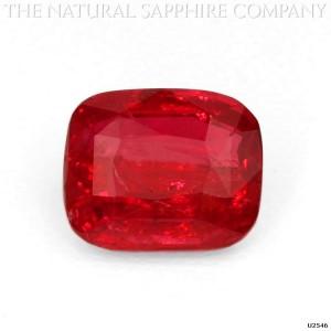 Big Red Ruby U2546