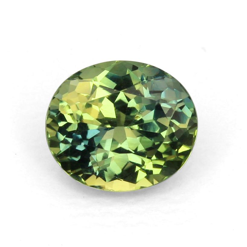 bi coloured sapphire