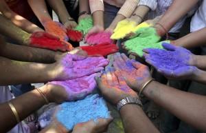 Holi, Festival of Color 1