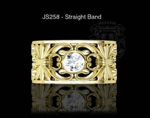 straight band