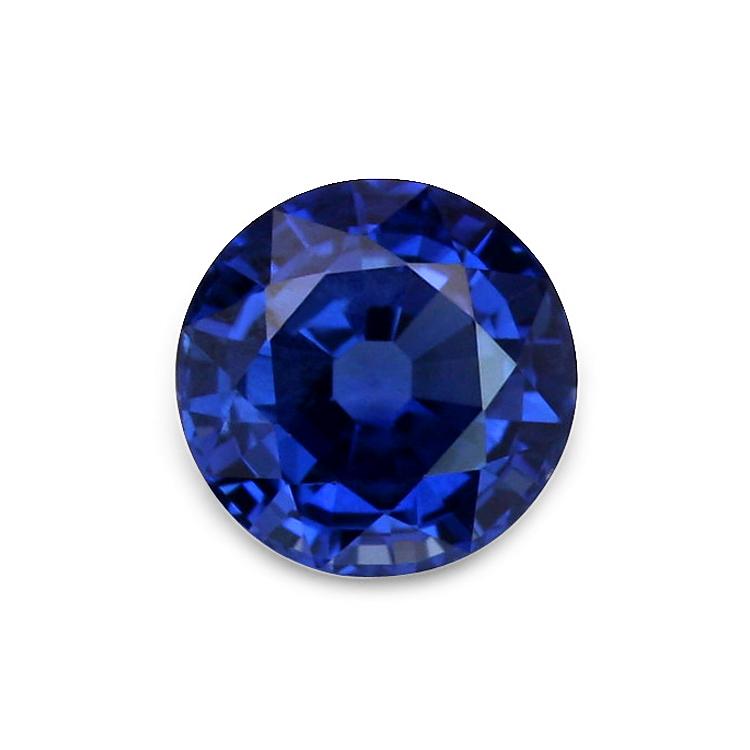 Natural Untreated Thai Blue Sapphire