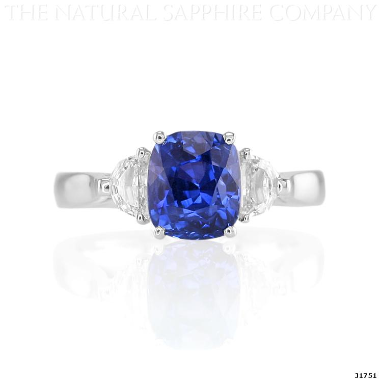 Sapphire And Diamond Ring Cheap