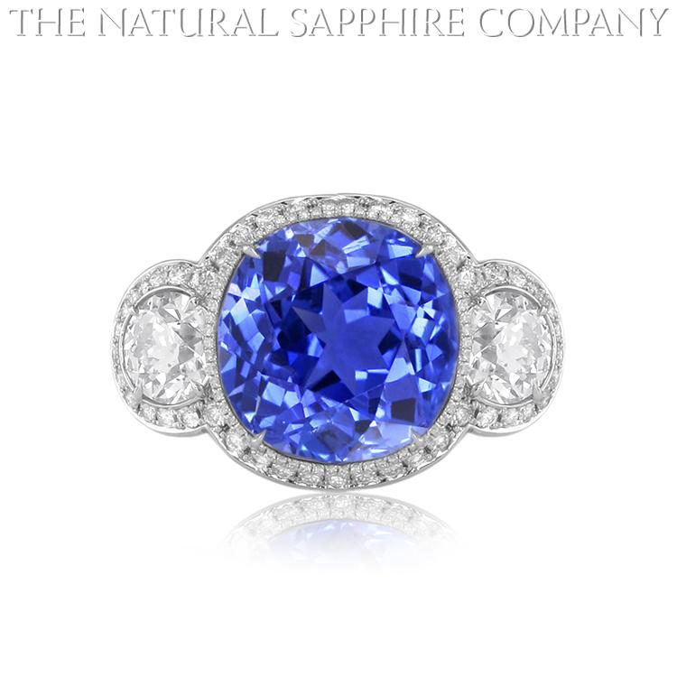 Elizabeth Taylor's Sapphire Jewelry Up For Auction This December ...