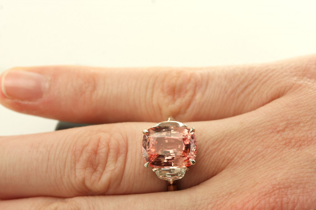 Padparadscha Sapphires : 10 Tips On Judging The Rare Gem