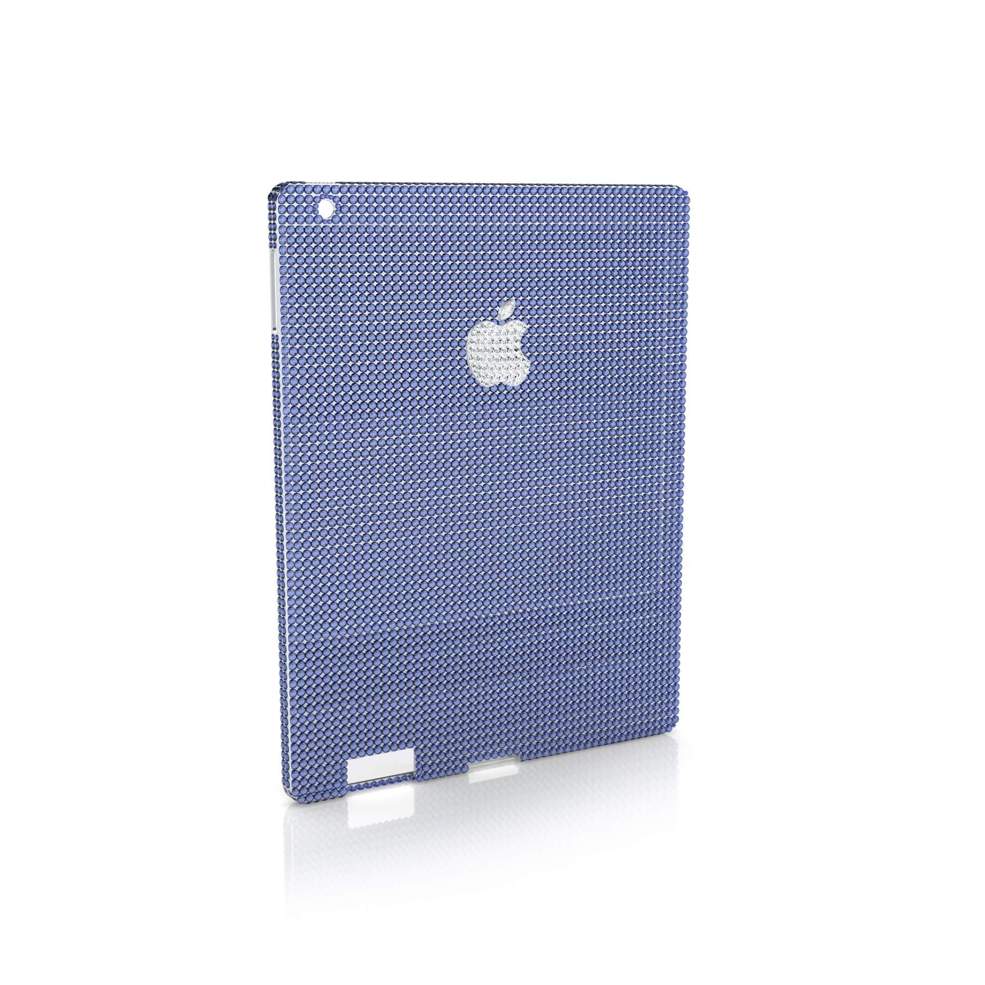 Our New (and Fabulous)Sapphire and Diamond iPad Mini