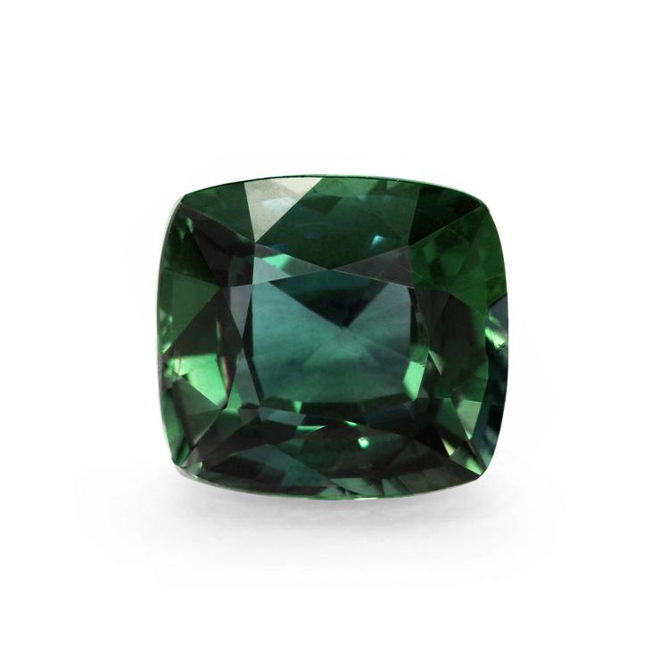 Moss Green Sapphire