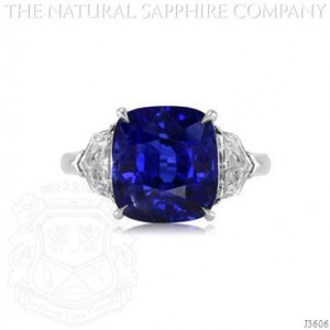 Sapphire And Diamond Ring Princess Diana