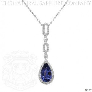 Natural_Sapphire_Jewelry_Pendant_Pear_Blue