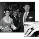 Elizabeth-Taylor-wearing-her-sapphire-engagement-ring