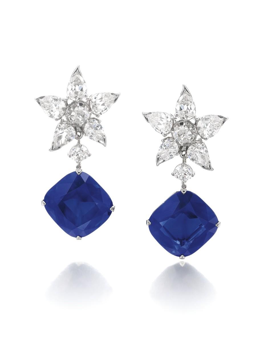 Richelieu-Sapphires