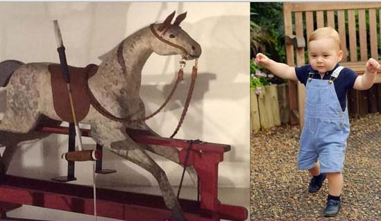 Prince-George-Rocking-Horse-Gift