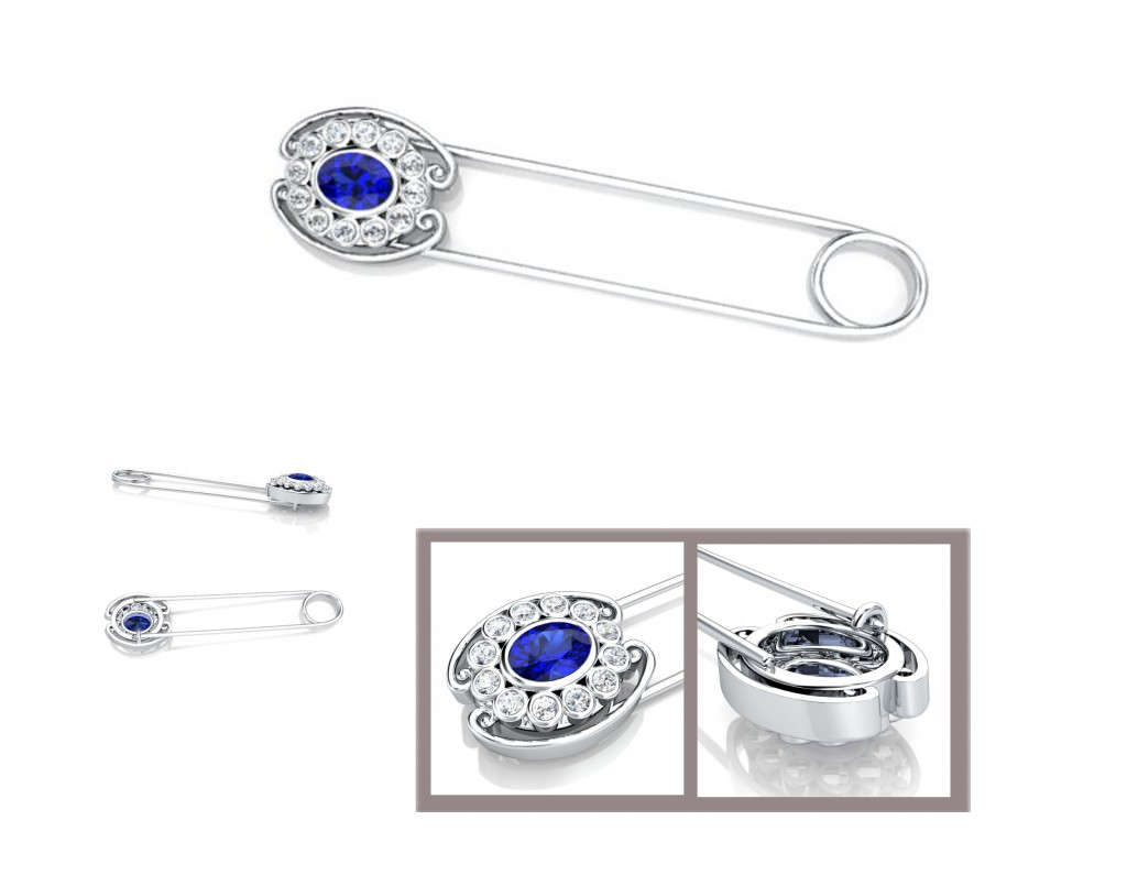 Sapphire-Pin-For-Royal-Baby