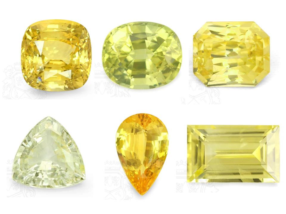 Yellow Shades yellow sapphires : 10 things to consider before you buy