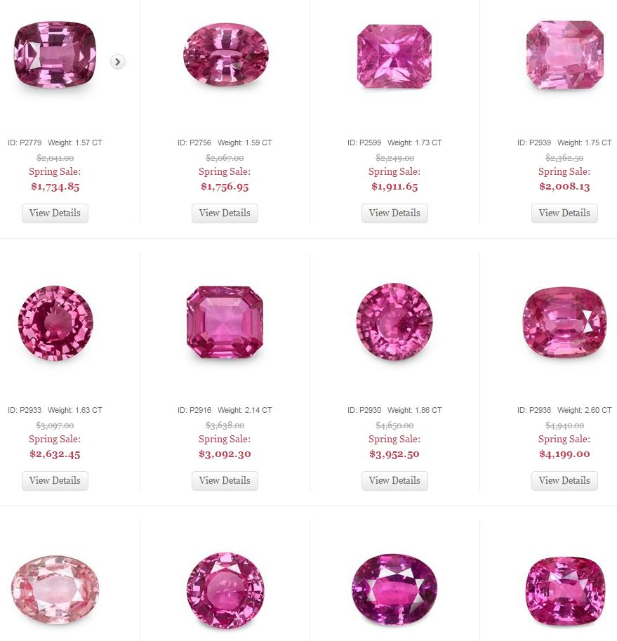 What Colour Is A Ruby Ring