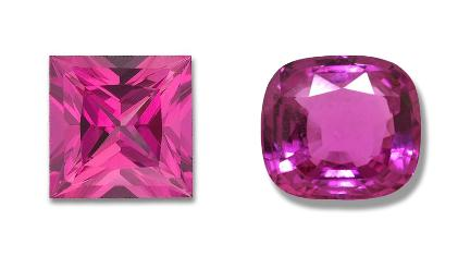 princess-cushion-pink-sapphires