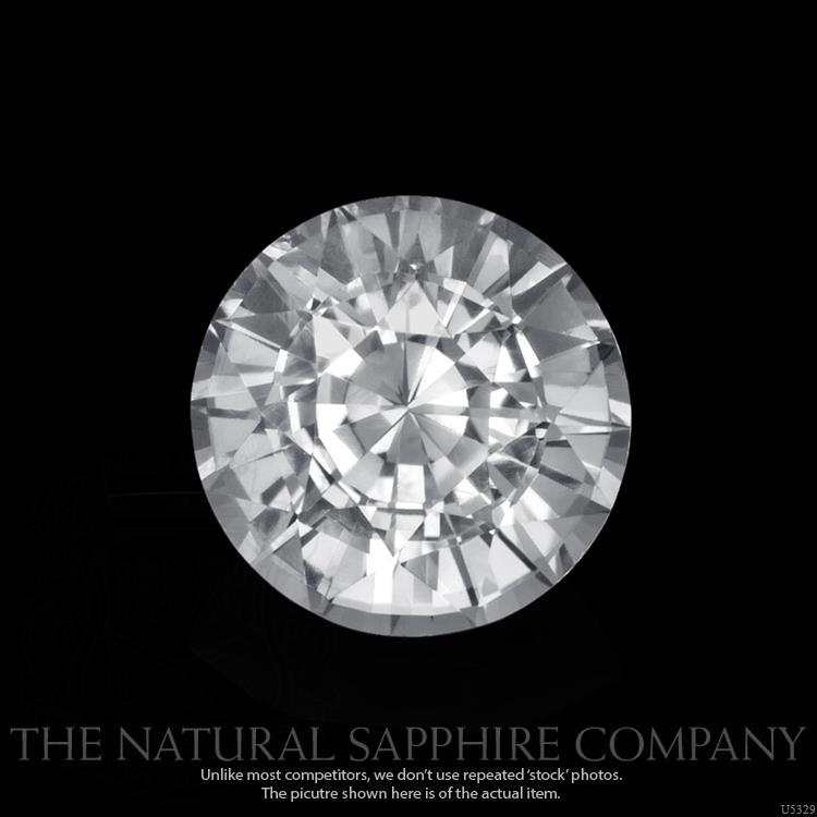 white-sapphire-round