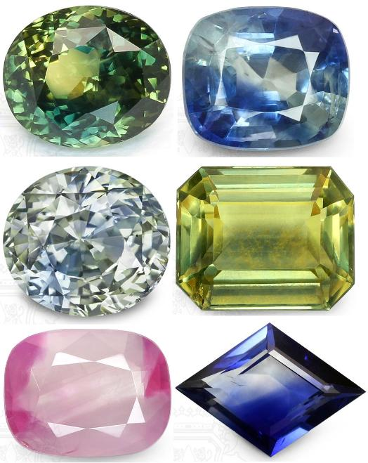 Bi-Colored-Sapphires