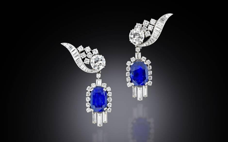 Bonhams-sapphire-earrings