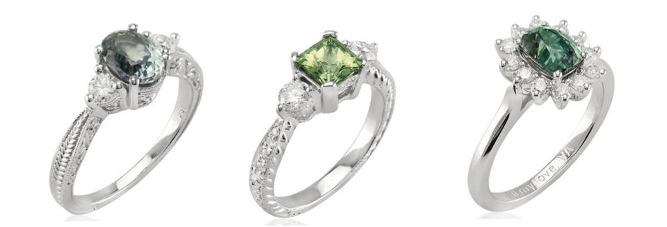 Green-Saphire-Engagment-Rings