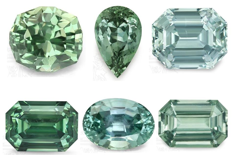 Green-Sapphire-Different-Hues