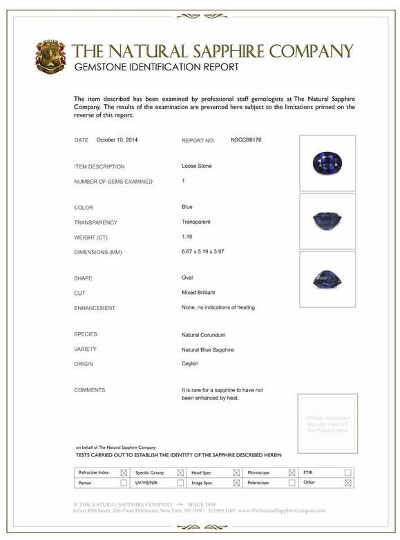NSC-Sapphire-Report-Specs-Sheet