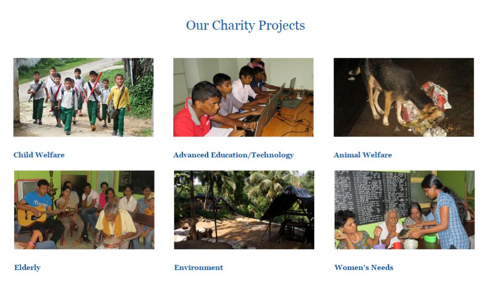 Our-Charity-Projects