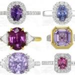 Purple-Hue-Sapphire-Rings-Settings
