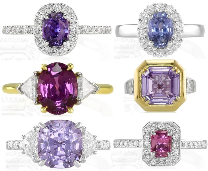 Purple Sapphires Tips For Buying A Perfect Purple Gem