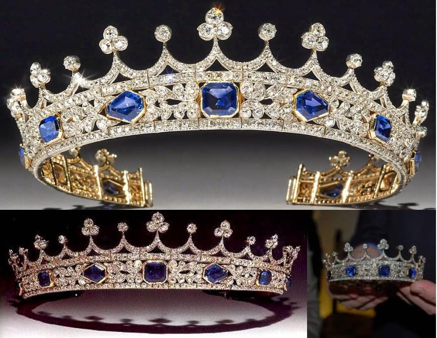 Image result for Queen Victoria coronet