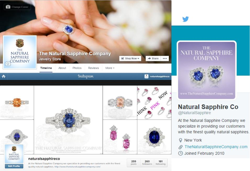 The-Natural-Sapphire-Company-Social-Media-Sites