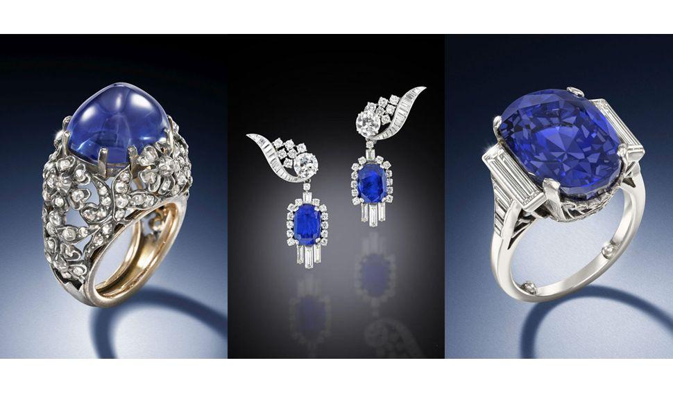 Bonhams Sapphire Jewels