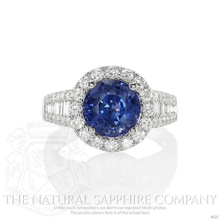 products product engagement ring sapphire image blue silver color