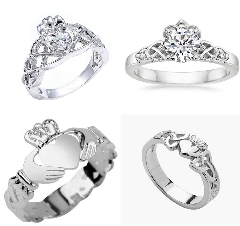 claddagh-ring-celtic-knots-silver