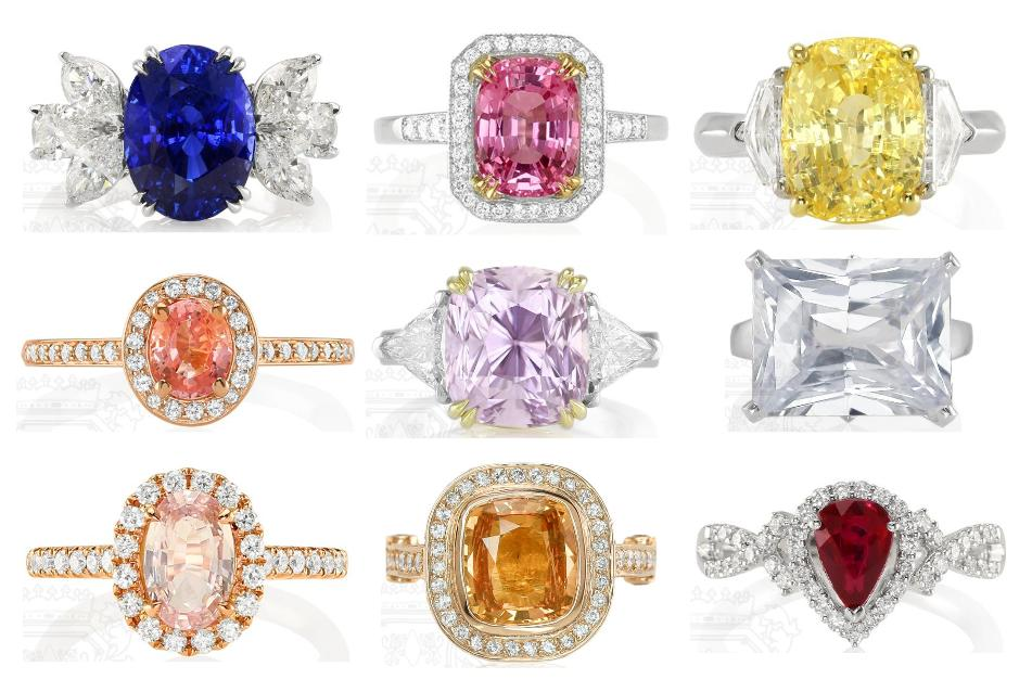 colorful-sapphire-rings