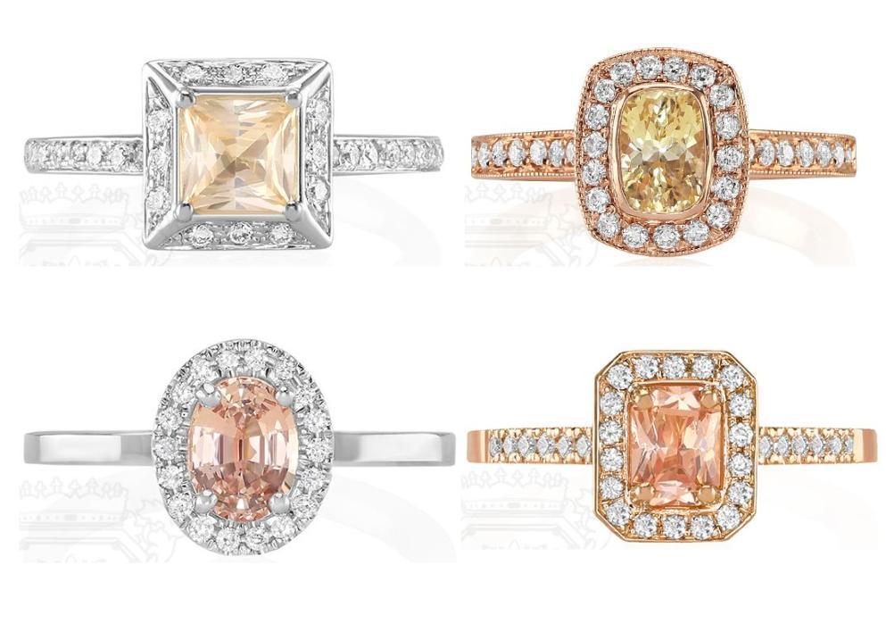 peach-sapphire-engagment-rings