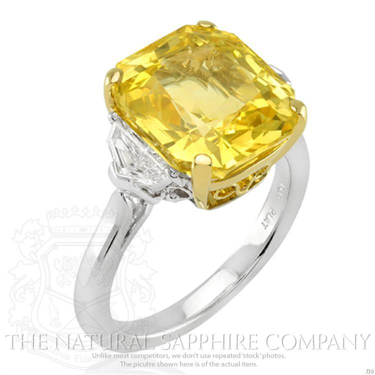 Carat Yellow Diamond Ring