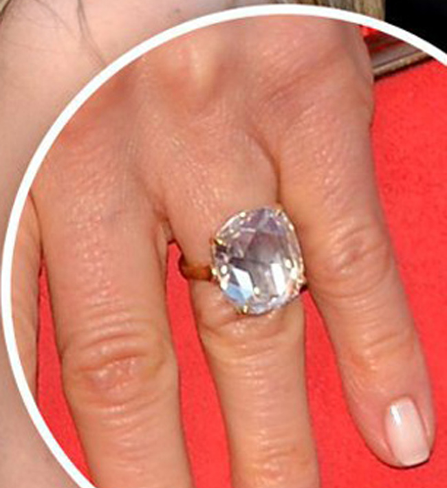 11 celebrity engagement rings reinvented with sapphires